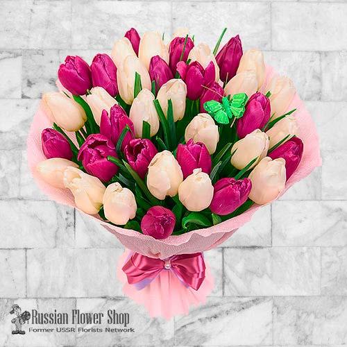 Fleurs de printemps de Ukraine #9