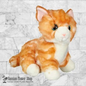 "Kazakhstan soft toy ""Cat"""