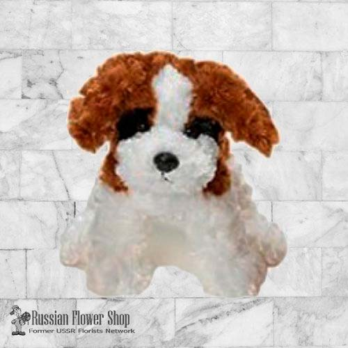 """Russia soft toy """"Dog"""""""