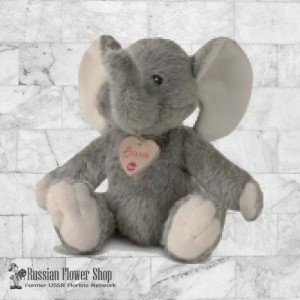 "Kazakhstan soft toy ""Elephant"""