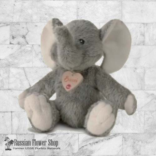 "Russia soft toy ""Elephant"""