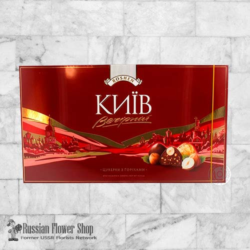 "Chocolates ""Kiev Vecherniy"""