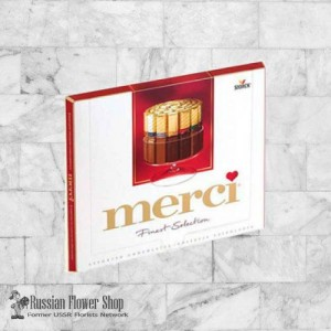 "Chocolates ""Merci"""